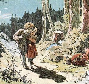 Hansel and Gretel Breadcrumbs